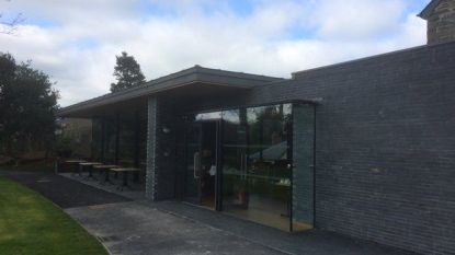 Cardigan Castle restaurant