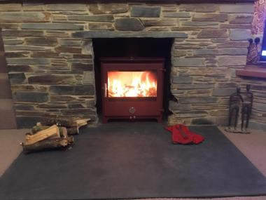 New stove for February 2019